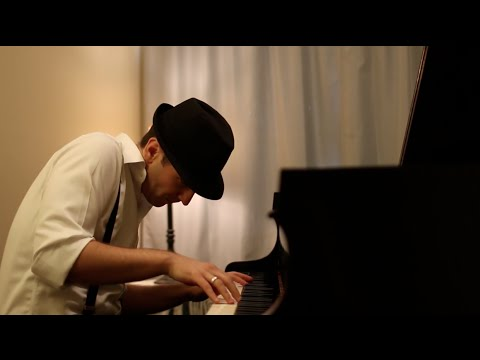 Ode To Joy - Ragtime Piano Arrangement by Jonny May