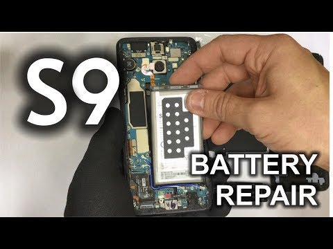 How to Replace the Battery on a Samsung Galaxy S9