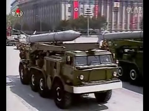 60th Anniversary of the Korean People's Army Parade, April 25 1992
