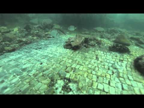Baia  The underwater city