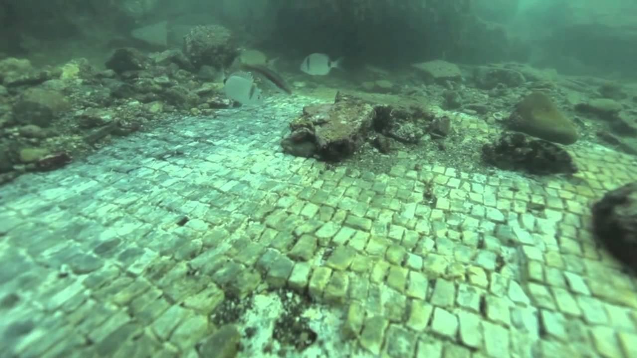 Baia The Underwater City Youtube