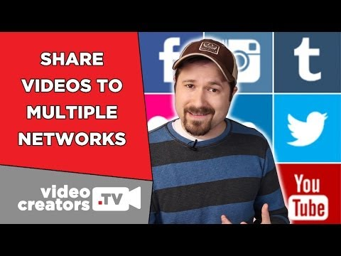 How To Post a Video to Multiple Social Networks, including WordPress