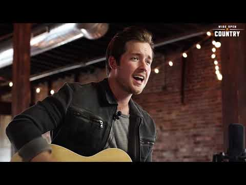 Hudson Moore - Just Wanna Love You (Acoustic) [Wide Open Country Exclusive]