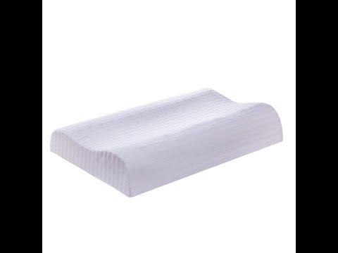 Review Bantal Dunlopillo Ergo latex Pillow