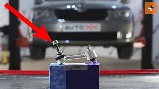 Reparación SKODA SUPERB de bricolaje - vídeo guía para coche