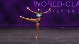 Outstanding Soloist Interview: Janiyah Taylor