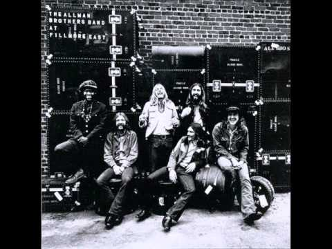 The Allman Brothers Band - You Don't Love Me ( At Fillmore East, 1971 )