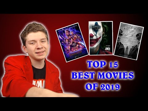 Top 15 Best Movies of 2019!!!