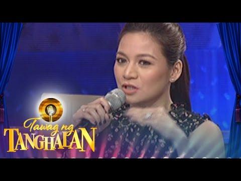Tawag Ng Tanghalan: Kyla, the RNB rapper 'hurado'
