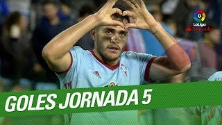 All Goals of Matchday 5