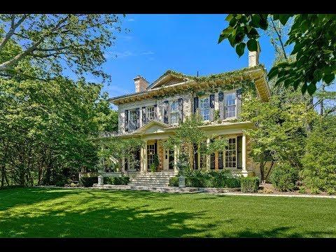 Historic Mansion in Toronto, Ontario, Canada | Sotheby's International Realty