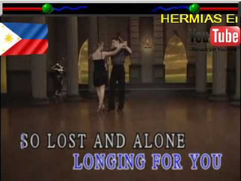 LOVE IS BLUE ( Karaoke Ballroom Dance ) Rumba - Karaoke