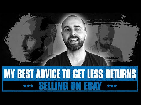 My Best Advice To Get Less Returns Selling On Ebay Youtube