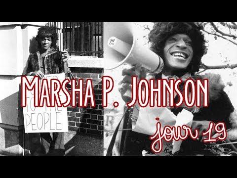 Marsha P. Johnson et Stonewall - Histoire queer #1