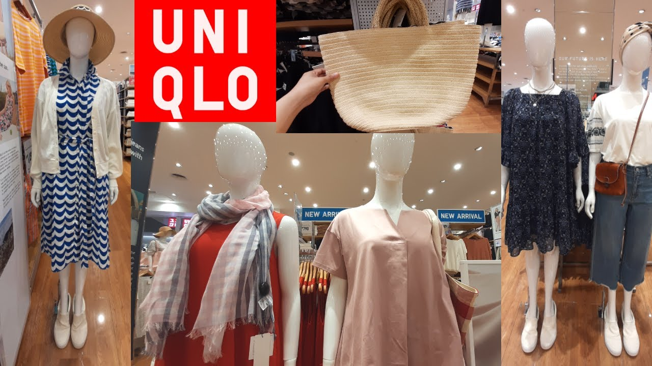 UNIQLO NEW ARRIVAL SUMMER #JULY2020 COLLECTION #WITHPRICES