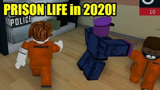REVISITING PRISON LIFE after 3 YEARS of Roblox Jailbreak