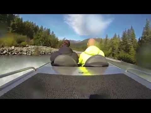 MotoJet Alaska 20 Mile River Ride