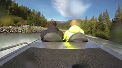 MotoJet Alaska 20 Mile River Ride