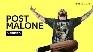 "Post Malone ""Deja Vu"" Official Lyrics & Meaning 