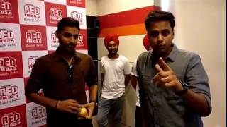 Bhuvneshwar Kumar and Wife Nupur with Rj Raunac | Live In Red FM Studio
