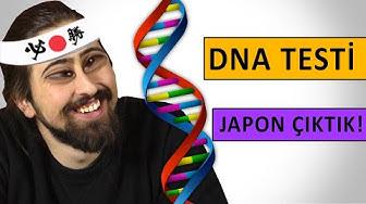 DNA TESTİ SONUÇLARI