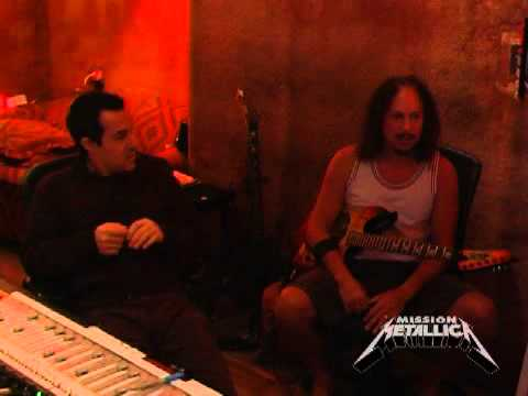 Mission Metallica: Fly on the Wall Clip (July 17, 2008) Thumbnail image