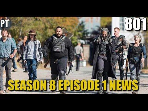 the walking dead staffel 8 episode 1