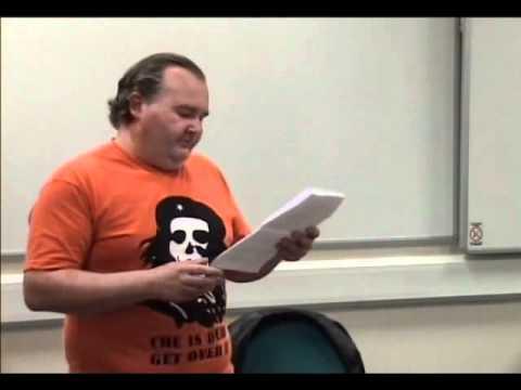 Simon Wigley - The Curse of Looking Backward