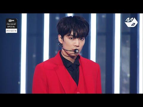 [FOCUS Fancam] NU'EST W JR WHERE YOU AT @Mnet Present Special_171011