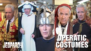 Operatic Costumes | Around the World With Alex Trebek | JEOPARDY!