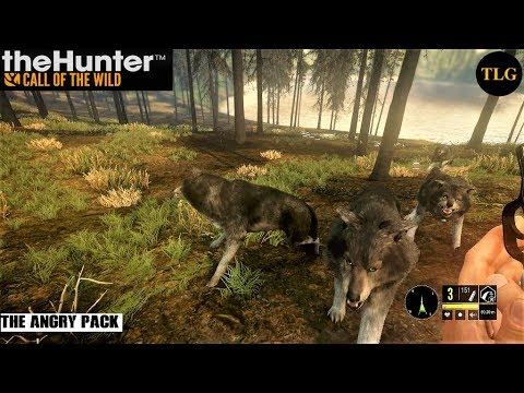 theHunter Call of the wild The Angry Pack
