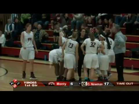 Montgomery vs Cardinal Newman, 1-12-17