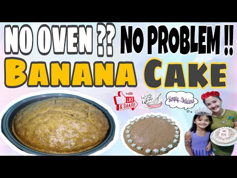 no-oven-,-banana-cake-with-frosting-&-icing-|-easy-&-affordable-recipe-|-cooking-session-#12
