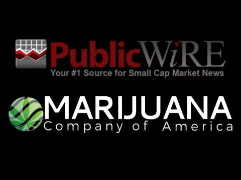 Marijuana Company of America, Inc