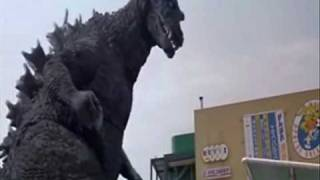 Ultraman vs Godzilla trailer