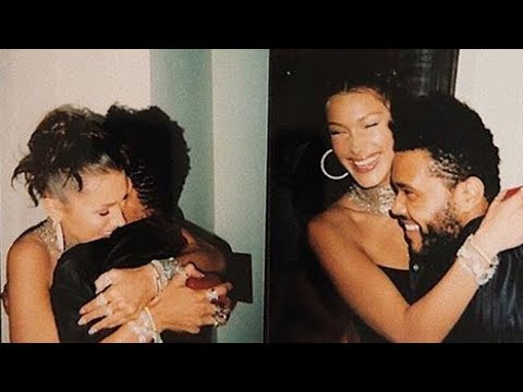 Bella Hadid & The Weeknd CONFIRM Their Love with Emotional Instagram Post