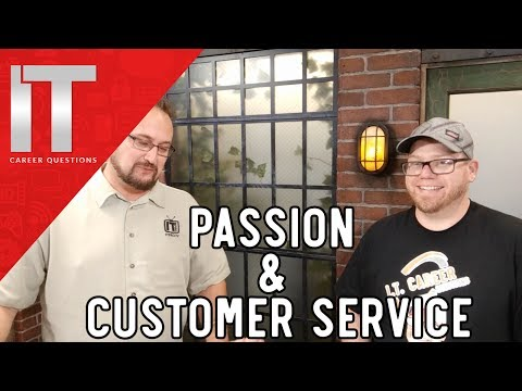 Passion and Customer Service with Wes Bryan of ITPro.TV - Talking Tech