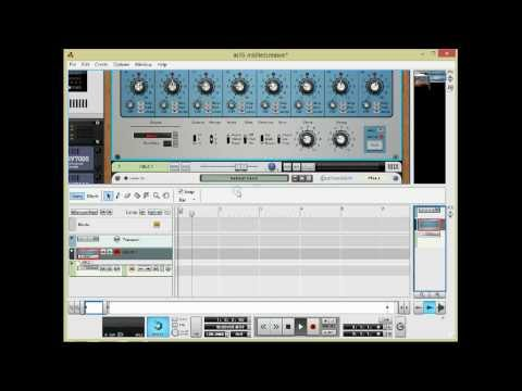 AS-16 Midi and Audio