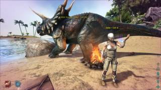 ARK: Survival Evolved - part 1 - 2h 30m played - 1080p 60fps - No commentary