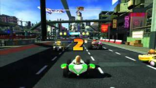 Video Sonic & Sega All-Stars Racing - Avatar Gameplay download MP3, 3GP, MP4, WEBM, AVI, FLV Oktober 2018