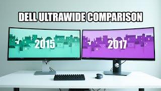 Dell U3415W vs U3417W Ultrawide Monitor Comparison - Best Productivity Ultrawide?