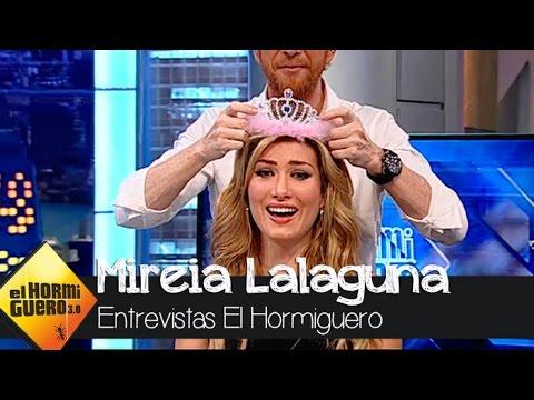 Mireia Lalaguna charla con Pablo Motos en 'El Hormiguero 3.0' - El Hormiguero 3.0