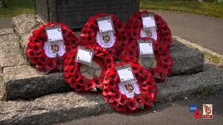 Staple Hill VJ Day 75th Anniversary Service