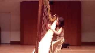 Elias Parish Alvars - Introduction, Cadenza and Rondo by Yuko Tomonaga, Harp