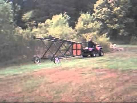 Deer Stand Wheel Kit Youtube