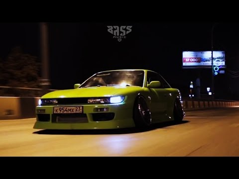 BABE - Akina / Nissan Silvia S13 Night Ride