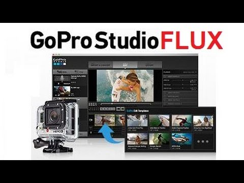 GoPro Studio Flux - Effects on Slow Motion and Time Lapse Video // New Great Feature Amazing!