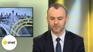 Mucha o proteście przed TVP: przybiera formy niedopuszczalne   Onet Opinie