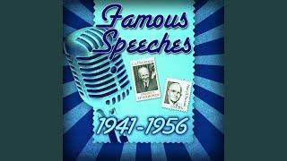 Dwight D. Eisenhower Republican Convention Address August 23, 1956