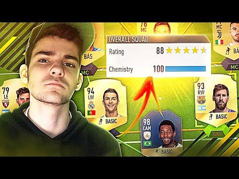 FIFA 18 | FUT DRAFT DO TIME INVERTIDO!!! FUT DRAFT DESAFIO #01